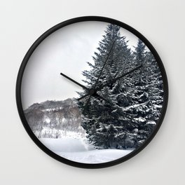 Winter in Narnia #1 Wall Clock