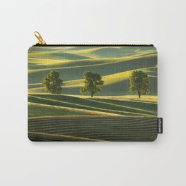 Three Trees Carry-All Pouch
