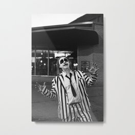 Beetle juice at the Crawl Metal Print