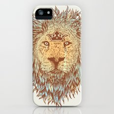 The Blue-Blooded and the Brave iPhone (5, 5s) Slim Case