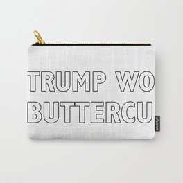 Trump Won Carry-All Pouch