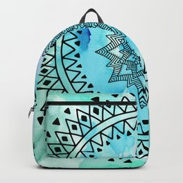 mandala 2 Backpack