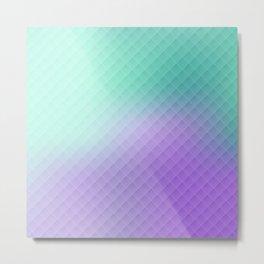 Violet blur Metal Print