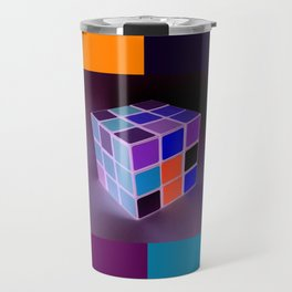 Rubik´s Cube is turning into Dj´s Launchpad Travel Mug