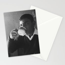 Cup of coffee  Stationery Cards