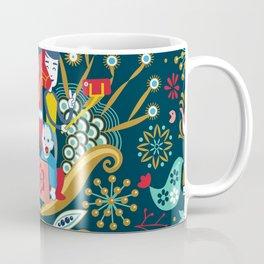 Technological folk art Coffee Mug
