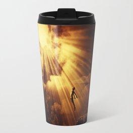 psychokinesis dark light Travel Mug