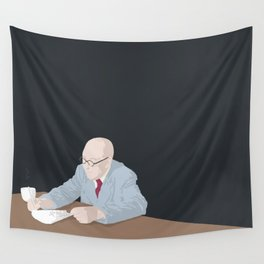 CS Lewis Wall Tapestry