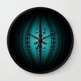 Zipper of the Universe Wall Clock