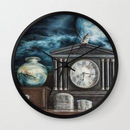 MMXX - Disquiet Earth Wall Clock