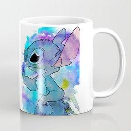 Stitch Watercolor Coffee Mug