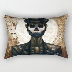 Shadow Man 2 Rectangular Pillow
