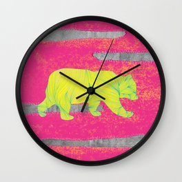 orso nr.2 Wall Clock