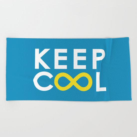 Forever coolness Beach Towel
