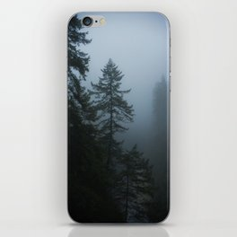 Through the Mist iPhone Skin