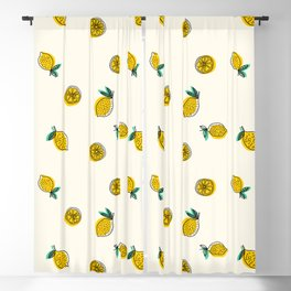 When Life Gives You Lemons Blackout Curtain
