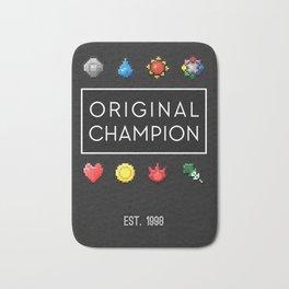 #151 :: Original Champion Bath Mat