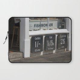 Fishmongers Laptop Sleeve