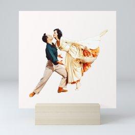 Gene Kelly and Cyd Charisse - Brigadoon Mini Art Print