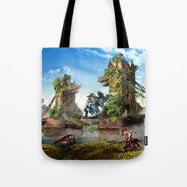 London [Horizon Zero Dawn] Tote Bag