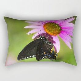Butterfly V Rectangular Pillow