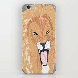 The Lion of the Tribe of Judah iPhone Skin