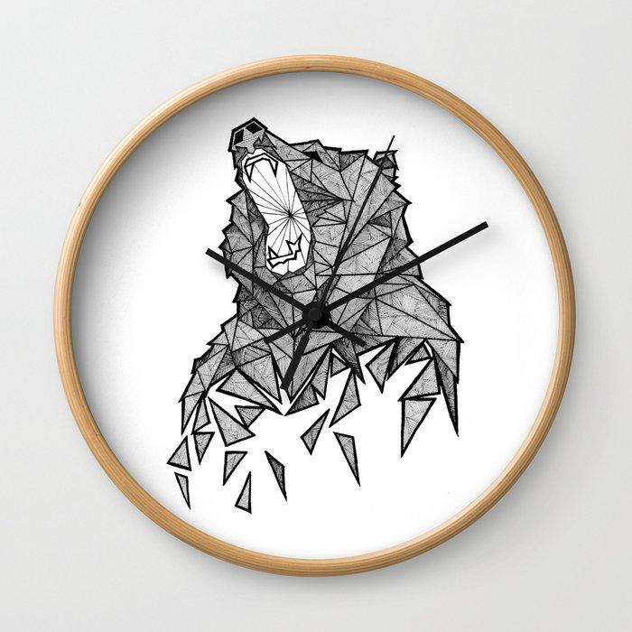 El Oso Wall Clock