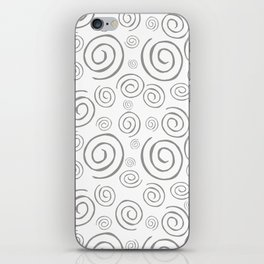 """Swirls/Rulitos"" iPhone Skin"