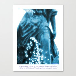 Water of Life Canvas Print