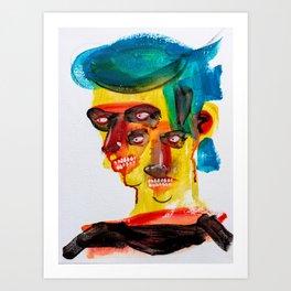 210420 Art Print