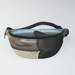 Watching TV Fanny Pack