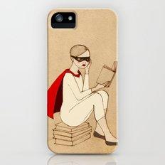 Superhero reader Slim Case iPhone (5, 5s)