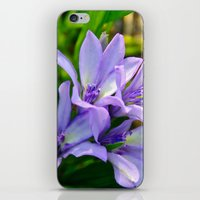 spiritual iPhone & iPod Skins featuring Spiritual Bells by CrismanArt