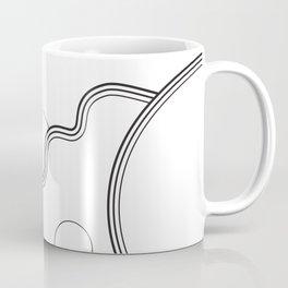 White Magic II Coffee Mug