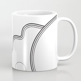 White Magic II Coffee Mug