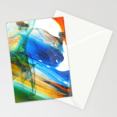 Laminar Flow Stationery Cards