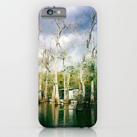 swamp land iPhone & iPod Case