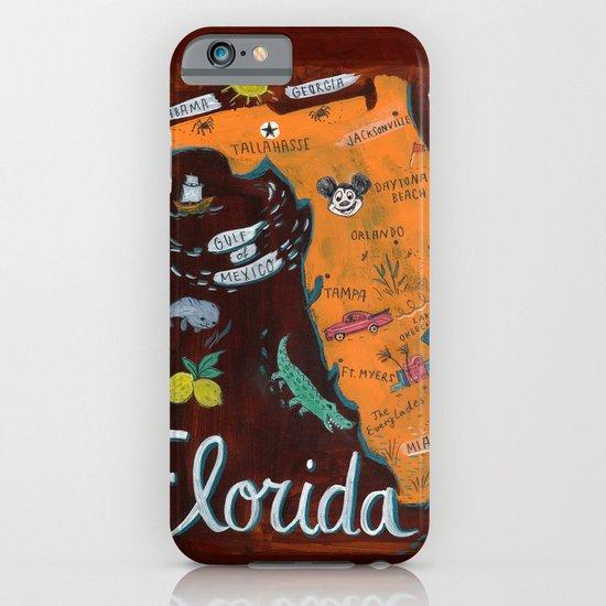 FLORIDA iPhone & iPod Case