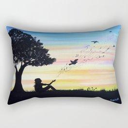 Sweet Release Rectangular Pillow