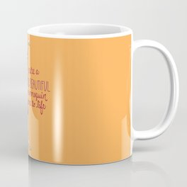 Leslie Knope Compliments: Sassy Mannequin Coffee Mug