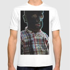 Acid Baby Mens Fitted Tee White MEDIUM