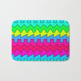 Waves // Color Bath Mat