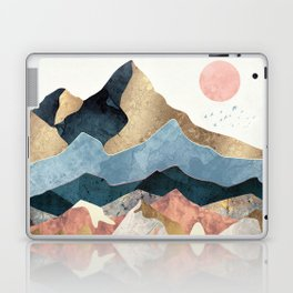 Golden Peaks Laptop & iPad Skin