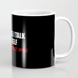expert advice funny quotes Coffee Mug