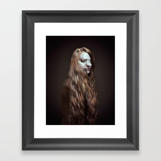 M_Double Framed Art Print