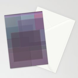The Incidental Parallelogram Stationery Cards