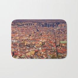Italian city Bath Mat