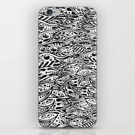 Pysch Fringe iPhone Skin