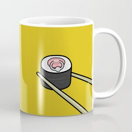 Pierced Nipple Maki Coffee Mug