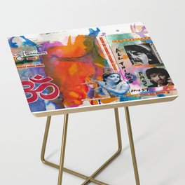 The Quiet Beatle Side Table